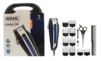 WAHL CHROME PRO MAINS CLIPPER 79602-800X