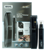 WAHL GROOMEASE TRIMMER SET 10PC BATTERY
