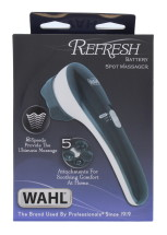 WAHL BATTERY SPOT MASSAGER ZX860 UK PLUG