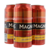 MAGNERS CIDER 4X500ML ORIG CAN