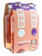 WKD 275ML PASS FRUIT 4PK 4% PM