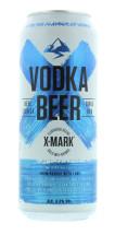 X-MARK BEER 12X500ML VODKA 5.9%