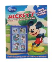 DISNEY MICKEY'S ADVENTURE 3D STICKERS