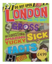 LONDON YUCKY SICK FACTS PMP £4.99