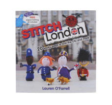STITCH LONDON: 20 WAYS TO KNIT THE CITY