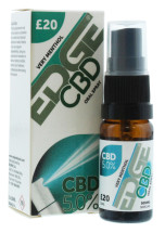 EDGE CBD 10ML ISO SPRAY MENTH 500MG PMP