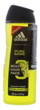 ADIDAS 400ML S/GEL PURE GAME