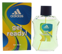 ADIDAS 100ML EDT SPRAY GET READY