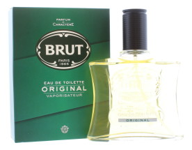 BRUT 100ML EDT SPRAY ORIGINAL BOXED
