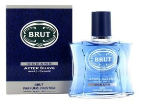 BRUT 100ML A/SHAVE SPRAY OCEANS BOXED