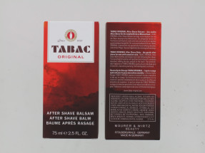 TABAC 75ML A/SHAVE BALM