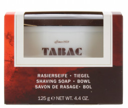 TABAC 125G SHAVING SOAP BOWL