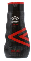 UMBRO 400ML B/WASH POWER