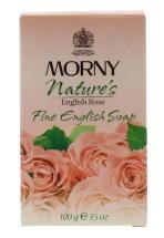 MORNY 100G SOAP ENGLISH ROSE