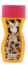 PLAYBOY 250ML S/GEL PLAY IT WILD