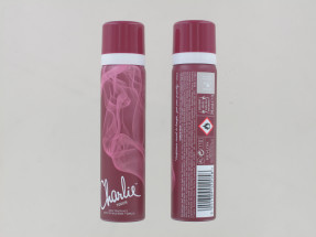 CHARLIE 75ML BODY SPRAY TOUCH NEW PK
