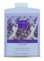 TAYLOR OF LONDON 200G TALC LAVENDER