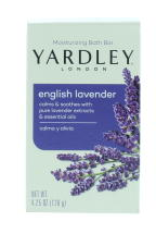 YARDLEY 120G SOAP BOXED ENGLISH LAVENDER