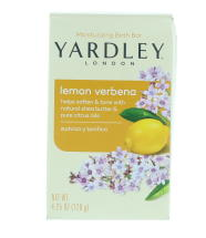 YARDLEY 120G SOAP LEMON VERBENA BOXED