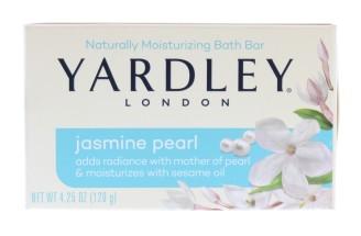 YARDLEY 120G SOAP BOXED JAS PEARL EXPORT