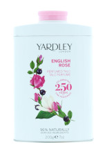 YARDLEY 200G TALC ENGLISH ROSE
