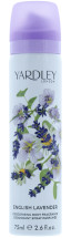 YARDLEY 75ML B/SPRAY ENGLISH LAVENDER