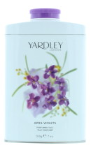 YARDLEY 200G APRIL VIOLETS TALC