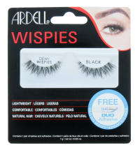 ARDELL LASHES DEMI WISPIES BLCK DUO GLUE