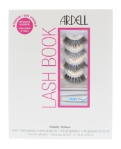 ARDELL LASHES LASH BOOK 7PC SET