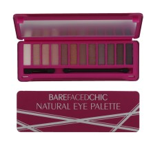 BAREFACED CHIC E/SHADOW PALETTE NATURAL