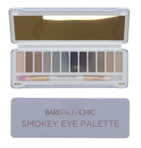 BAREFACED CHIC E/SHADOW PALETTE SMOKEY