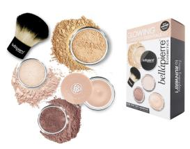 BELLAPIERRE GLOWING COMPLEXION KIT MED