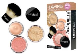 BELLAPIERRE FLAWLESS COMPLEXION KIT MED