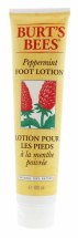 BURTS BEES 100ML FOOT LOTION PEPPERMINT