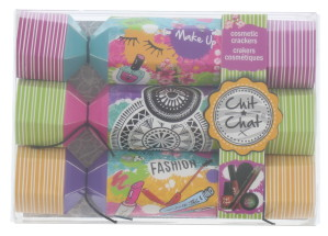 CHIT CHAT TOTALLY CRACKERS SET 3PC