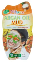 M.JEUNESSE 7TH 15G MUD MASK ARGAN OIL