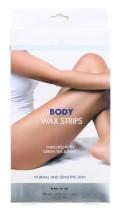 REVITALE BODY WAX STRIPS 12'S CDU