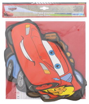 CARS FOAM WALL DECOR 3PC