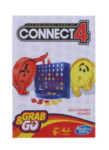 CONNECT 4 GRAB AND GO TRAVEL SIZED GAME