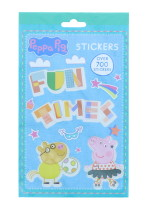 PEPPA PIG 700+ STICKER PAD CLIPSTRIP