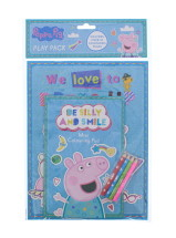 PEPPA PIG PLAY PACK 30+ COLOURING PAGES