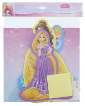 PRINCESS FOAM WALL DECOR 3PC