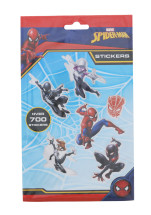 SPIDERMAN 700+ STICKER PAD CLIPSTRIP