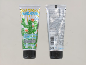 L'OCCITANE MANDACARU 75ML FT SCRUB