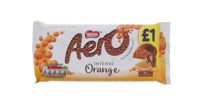 AERO ORANGE BLOCK PMP £1 100G