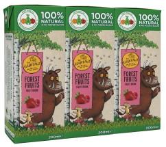 APPY KIDS 3X200ML GRUFF FRUITS