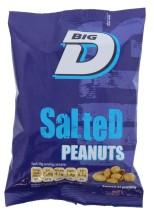 BIG D 240G SALTED PEANUTS