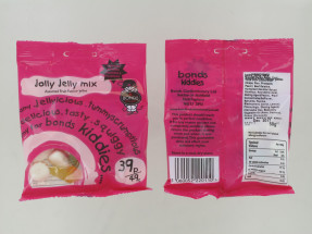 BONDS 50G JELLY MIX PM39P/49C