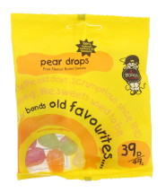 BONDS 55G PEAR DROPS PM39P/49C