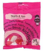 BONDS 50G TEETH&LIPS PM39P/49C